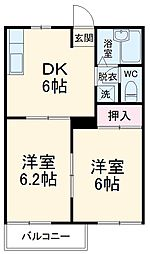 名鉄小牧線 春日井駅 徒歩27分
