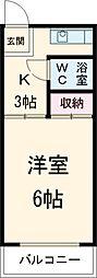 【敷金礼金0円!】サンメゾン24 D