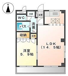 伊勢朝日駅 4.9万円