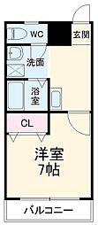 富田駅 5.3万円