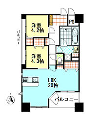 八王子駅 12.0万円