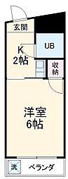中京競馬場前駅 2.9万円