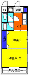 豊田町駅 4.3万円