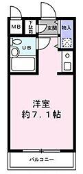 馬込駅 5.8万円