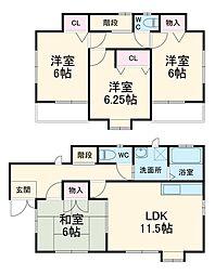 宇都宮駅 8.5万円