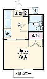 江戸川台駅 2.2万円