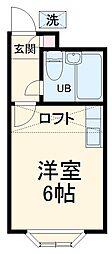 姫宮駅 2.2万円