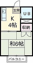 【敷金礼金0円!】京成本線 実籾駅 徒歩16分