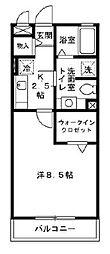 三ツ沢上町駅 7.9万円