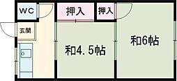 一之江駅 4.0万円