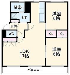 藤が丘駅 8.5万円
