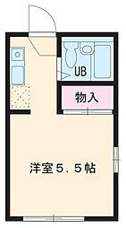 本郷駅 2.3万円