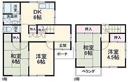 印場駅 8.0万円