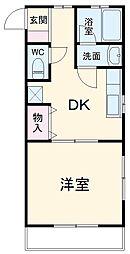 千葉寺駅 4.7万円
