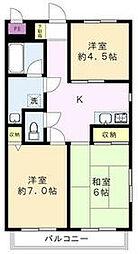 北野駅 7.2万円