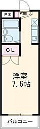 京王線 北野駅 徒歩4分