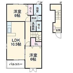 尾張星の宮駅 5.7万円