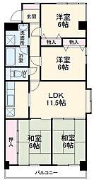 名鉄一宮駅 7.5万円