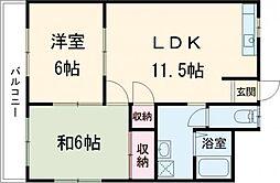 島氏永駅 4.1万円