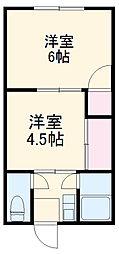 柳生橋駅 3.5万円