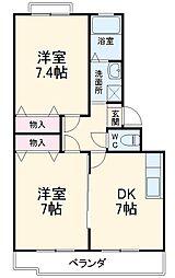 レ・セゾンKAWADA II