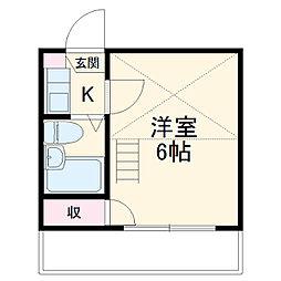 東田駅 1.9万円