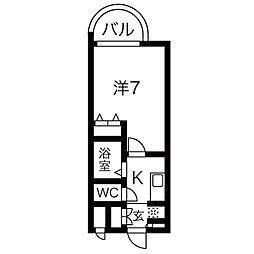 天神駅 4.9万円