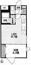 自由が丘駅 13.4万円