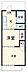 間取り,2K,面積28m2,賃料6.5万円,東急東横線 大倉山駅 徒歩24分,,神奈川県横浜市港北区大倉山6丁目