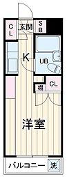 大倉山駅 3.7万円