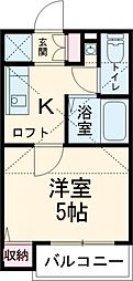 京急蒲田駅 7.9万円
