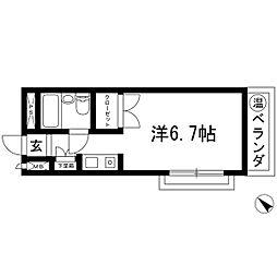 星ヶ丘駅 2.4万円