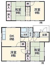 星ヶ丘駅 8.0万円