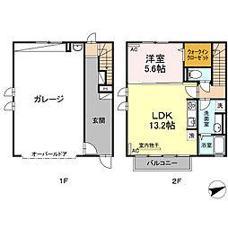 (仮)高島平ガレージハウス