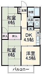 鬼越駅 5.8万円