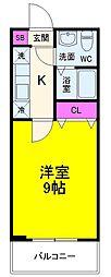矢切駅 5.6万円