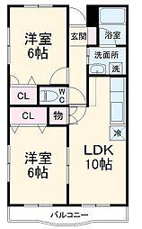 伊奈中央駅 5.6万円