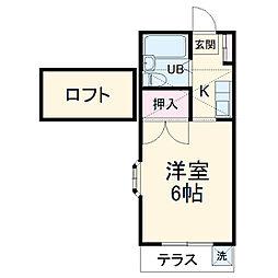 新検見川駅 2.8万円