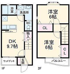 総武本線 稲毛駅 バス25分 犢橋高校入口下車 徒歩17分