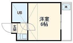 京成大和田駅 2.2万円