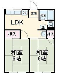 三ツ境駅 4.2万円