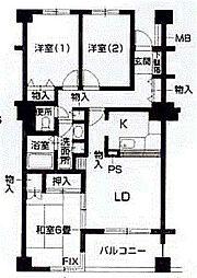 二俣川駅 12.0万円
