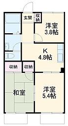 瀬谷駅 4.5万円