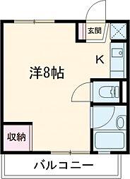 聖蹟桜ヶ丘駅 5.3万円