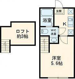 中央大学・明星大学駅 5.4万円