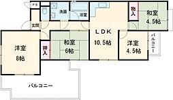東山公園駅 7.5万円