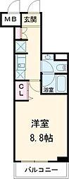 大岡山駅 11.1万円