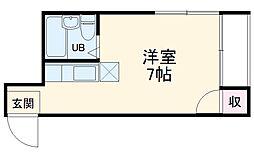 井野駅 1.5万円