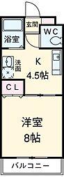 名鉄西尾線 堀内公園駅 徒歩7分