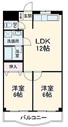 かしわ台駅 5.9万円